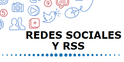 banner redes sociales y rss
